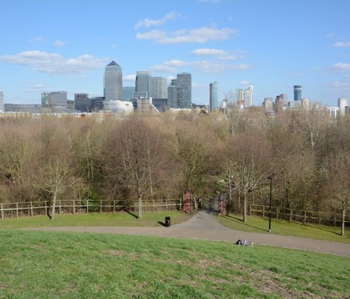 Canary-Wharf-Viewed-From-Stave-Hill