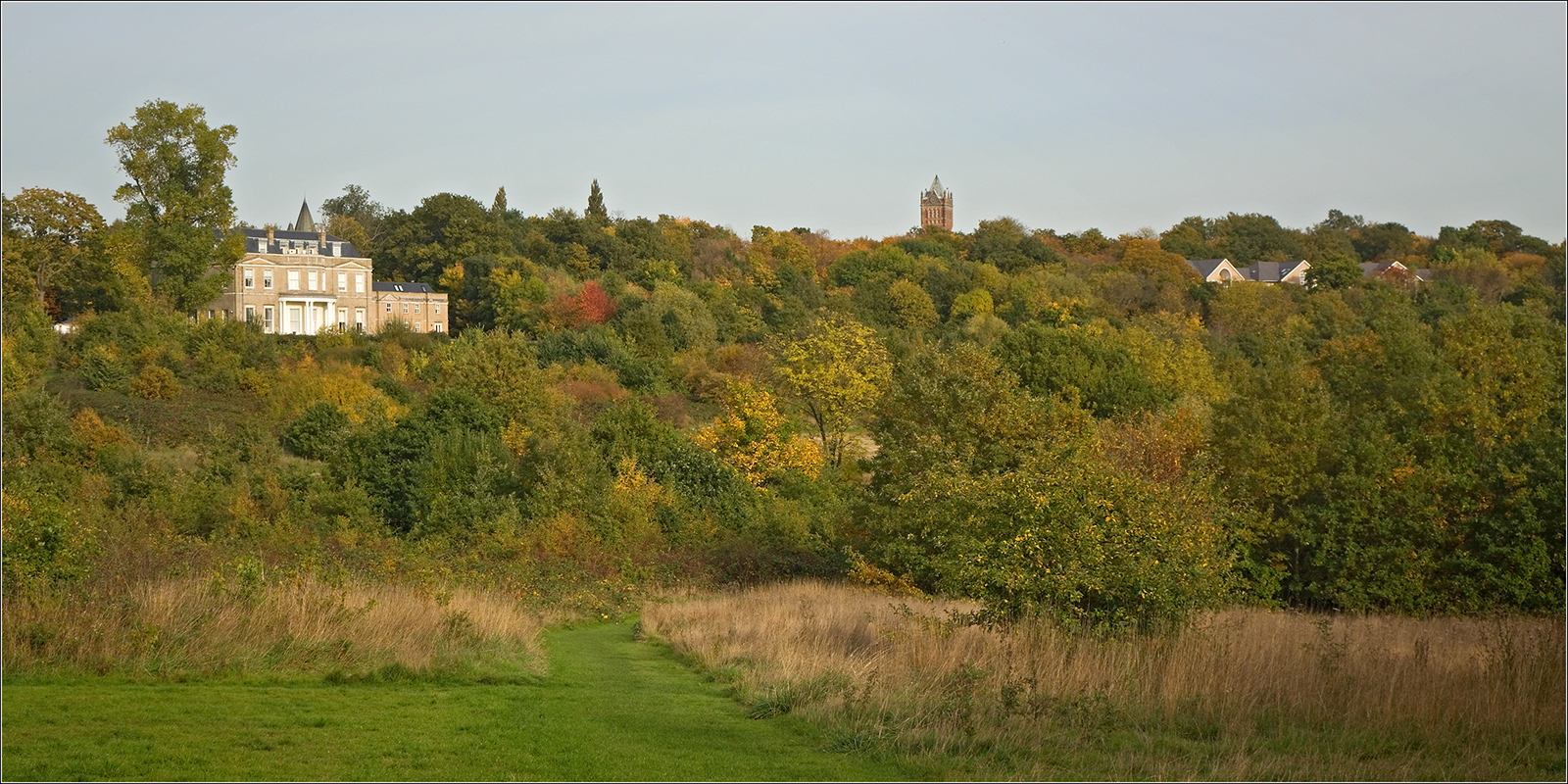 20151025_Redbridge_Claybury-Park_Claybury-Hall-in-autumn