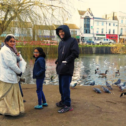 Woodford Green Duck Pond