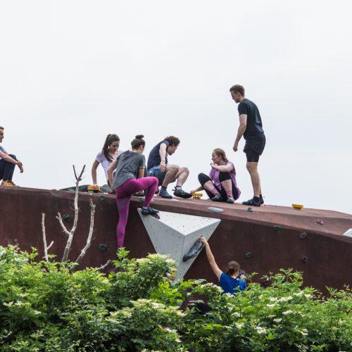 20160529_Hackney_Stoke-Newington_Castle-climbing-Centre