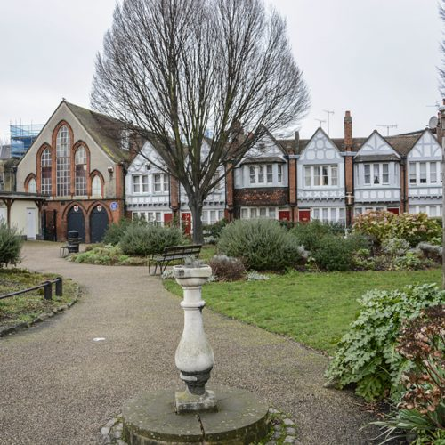 20170114_Southwark_Red-Cross-Garden_Model-dwelling-cottages-and-a-community-hall