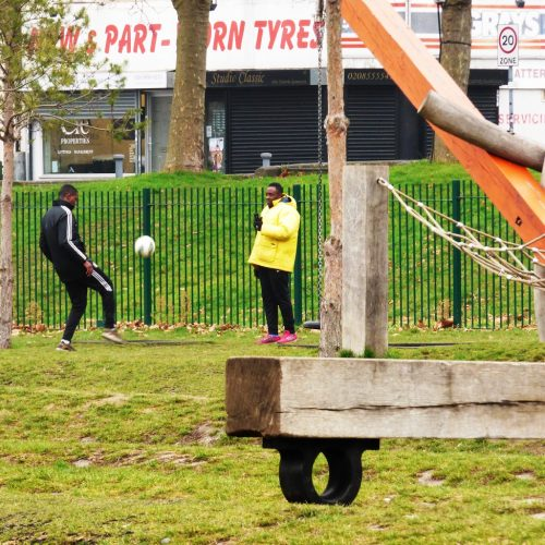 20170126_Waltham-Forest_Drapers-Field-Recreation-Ground_Dribbling