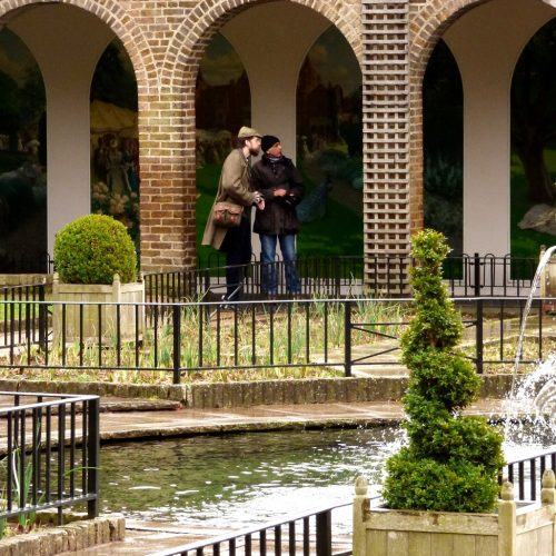 20170129_Borough-of-Kensington-and-Chelsea_Holland-Park_Sightseeing-in-the-Park