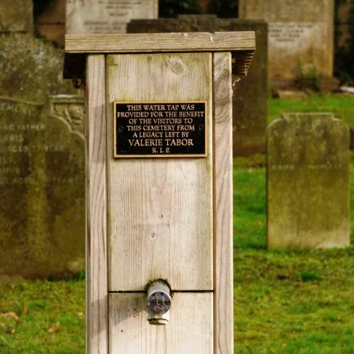 20170306_Redbridge_Barkingside-Cemetery_Water-Tap