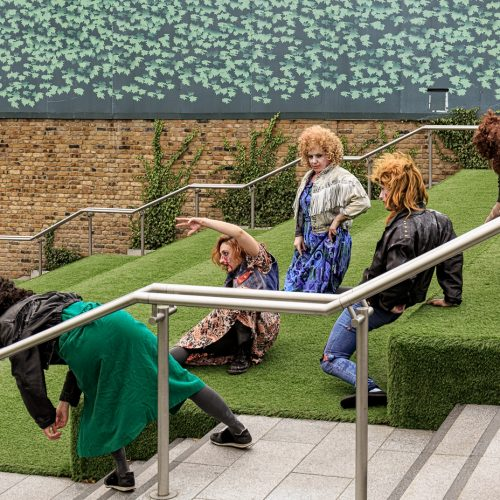 20161018_Camden_Regents-Canal-Kings-Cross_Performance-across-Granary-Square