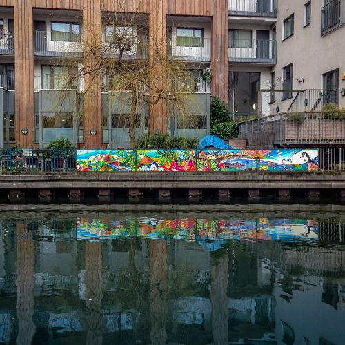 20170216_Hackney_Regents-Canal-Hackney_Dunston-Road-Canal-Art