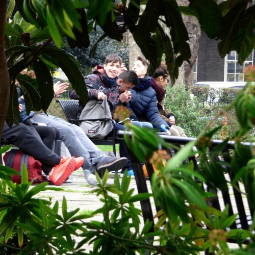 20170323_Camden_Bloomsbury-Square-Gardens_Seeing-their-laughter