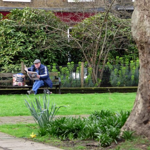20170323_Islington_St-Lukes-Gardens_Distracted