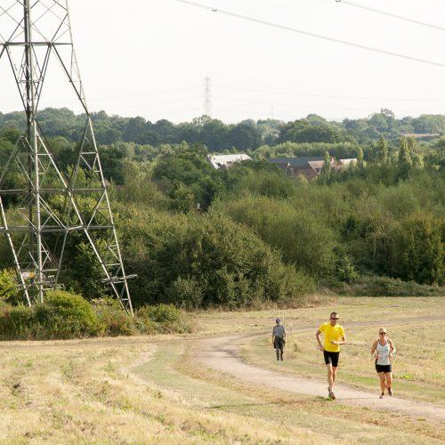 20160921-Havering-Harold-Wood-Park-Autumn-Jogging-up-hill-DSC_8672