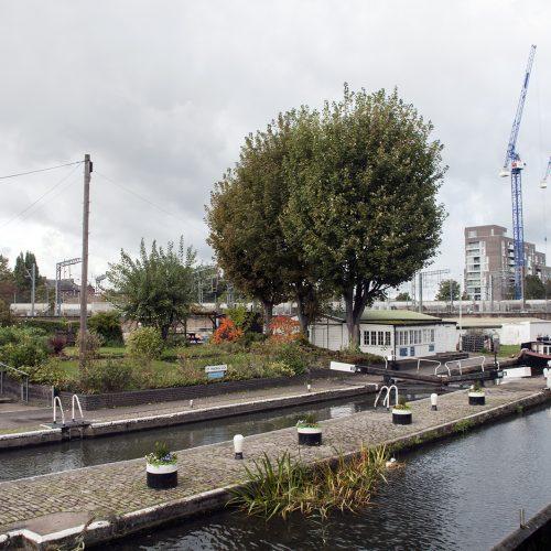 2016-10-18-Camden_Regents-Canal_Autumn_Landscape-St-Pancras-Lock