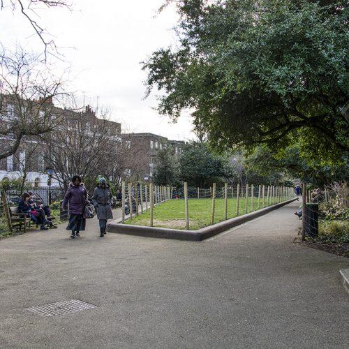 20170307_Islington_Duncan-Terrace-Gardens-_Lunch-time-walk