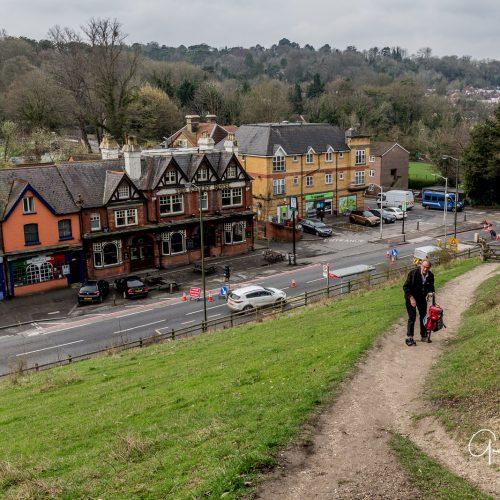 20170323_Croydon_Riddlesdown_Quite-a-Hike