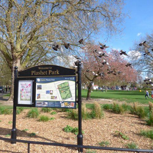 20170403_Newham_Plashet-Park_Welcome-to-Plashet-Park